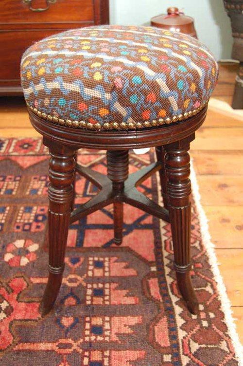 Regency Mahogany Piano Stool ... & Regency Mahogany Piano Stool - Antiques Atlas islam-shia.org