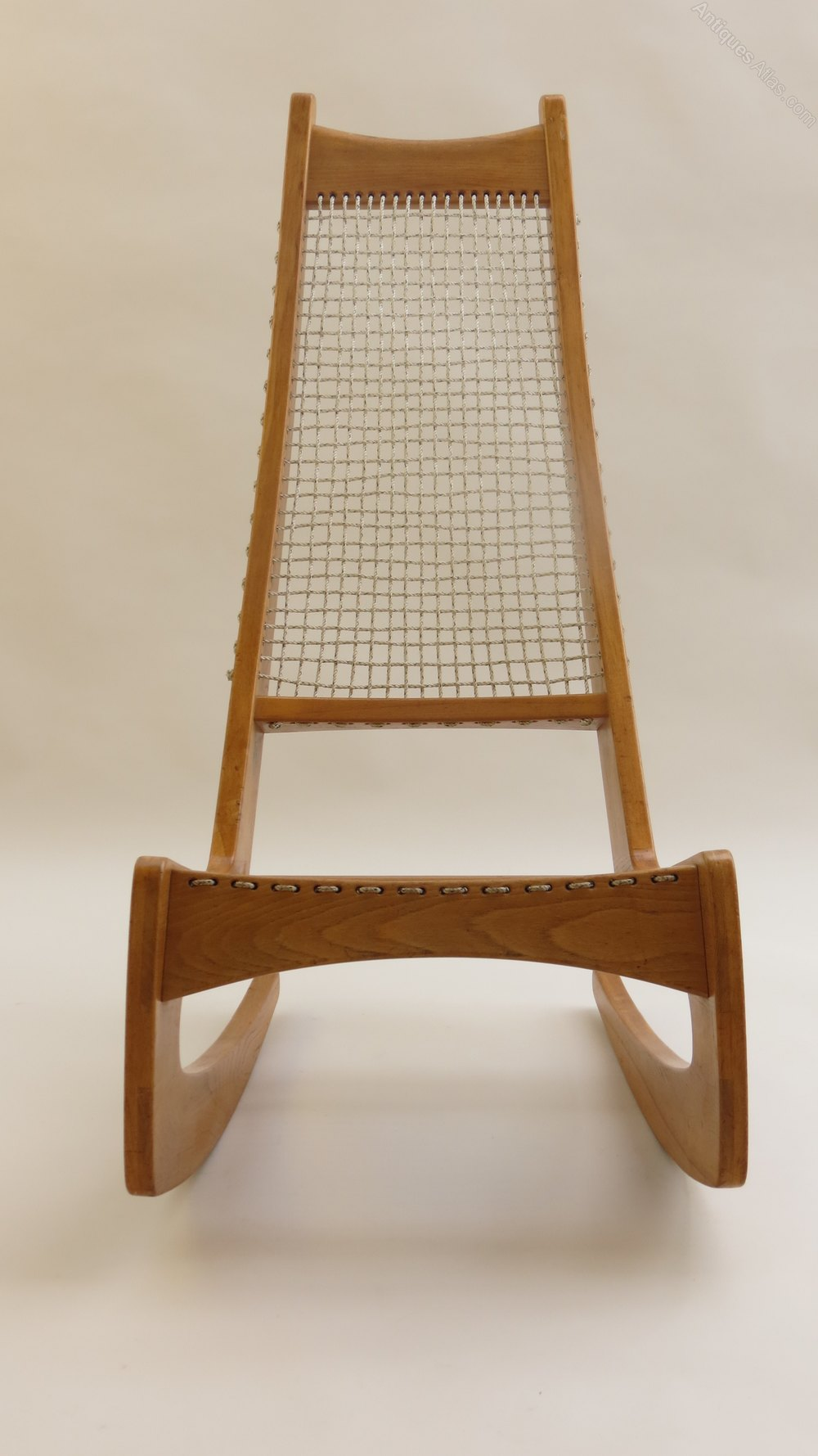 Antiques Atlas Jeremy Broun High Back Rocking Chair