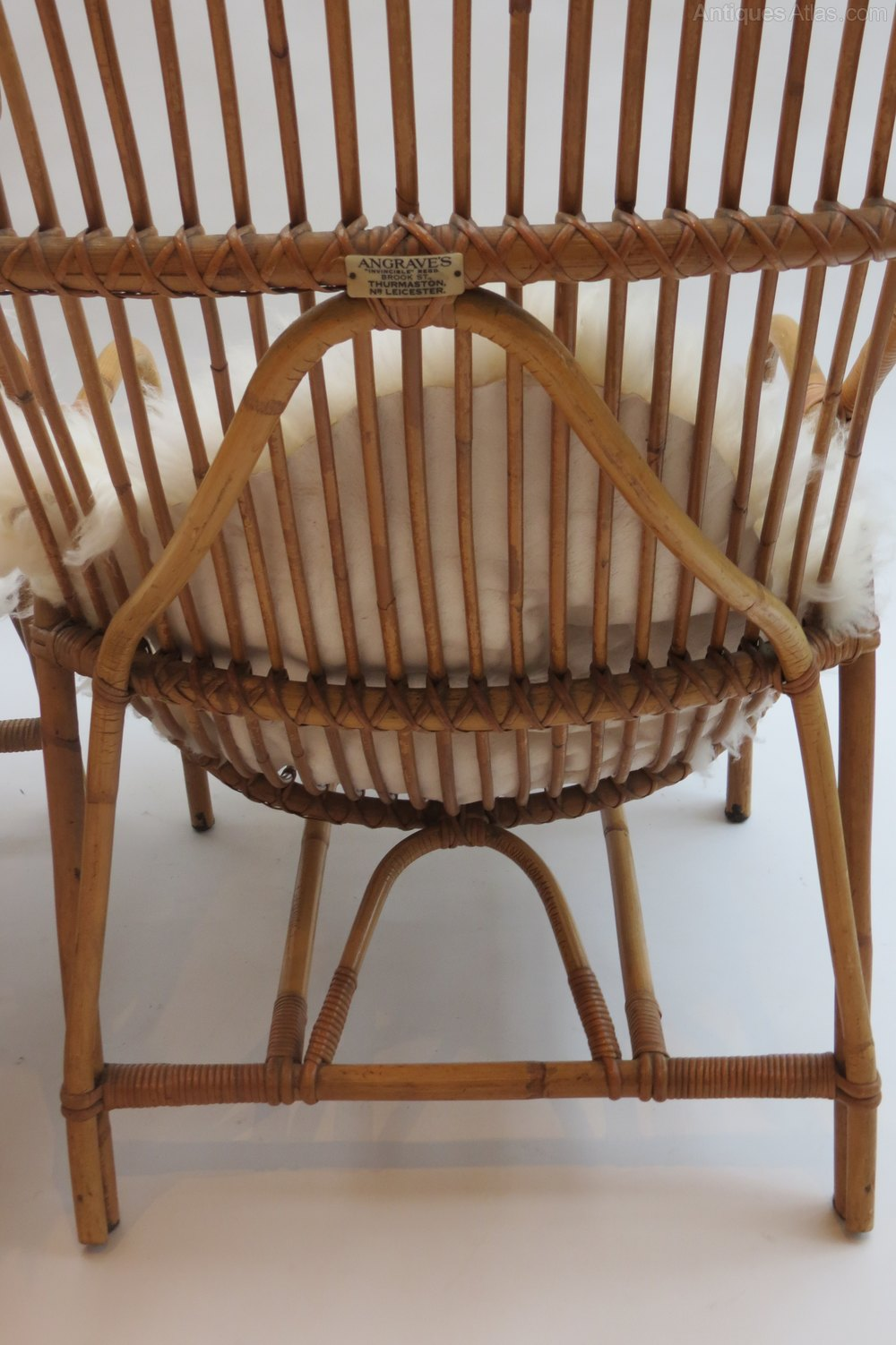 ... Occasional Chairs Cane Easy Chair 1960s Chair ...