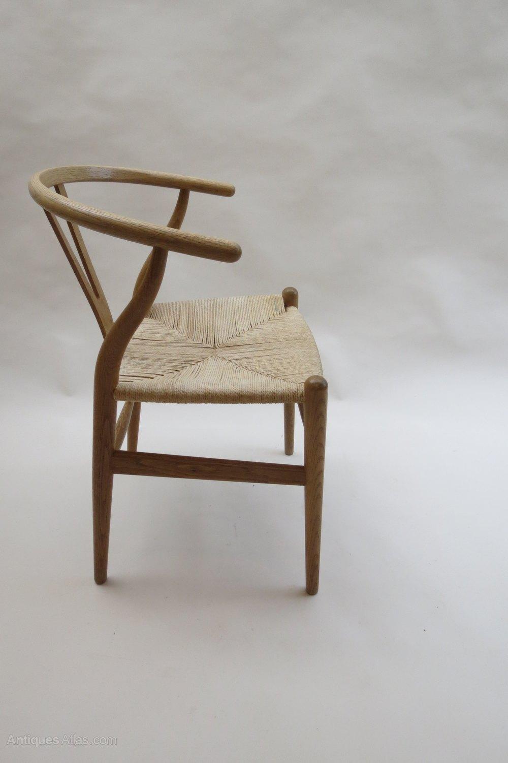 antiques atlas wishbone chair by hans j wegner for carl hansen ch. Black Bedroom Furniture Sets. Home Design Ideas
