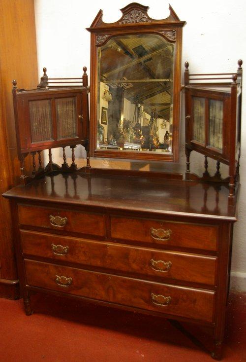 Edwardian Three Piece Bedroom Suite Antiques Atlas