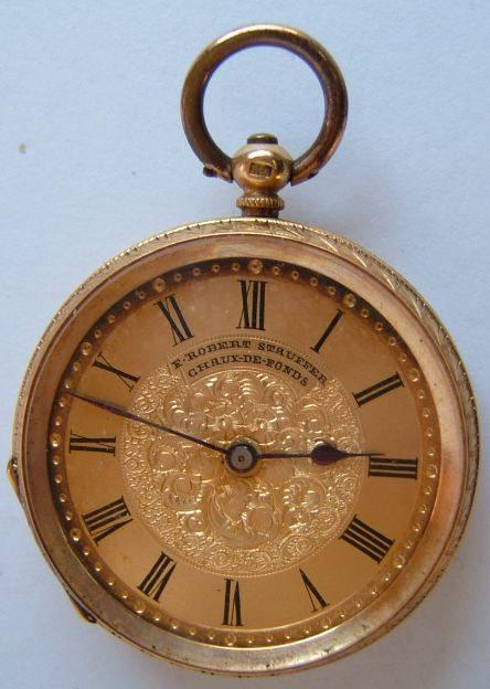 antiques atlas antique 18ct gold pocket f r stauffer