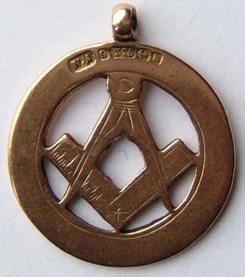 Masonic Badges Antique