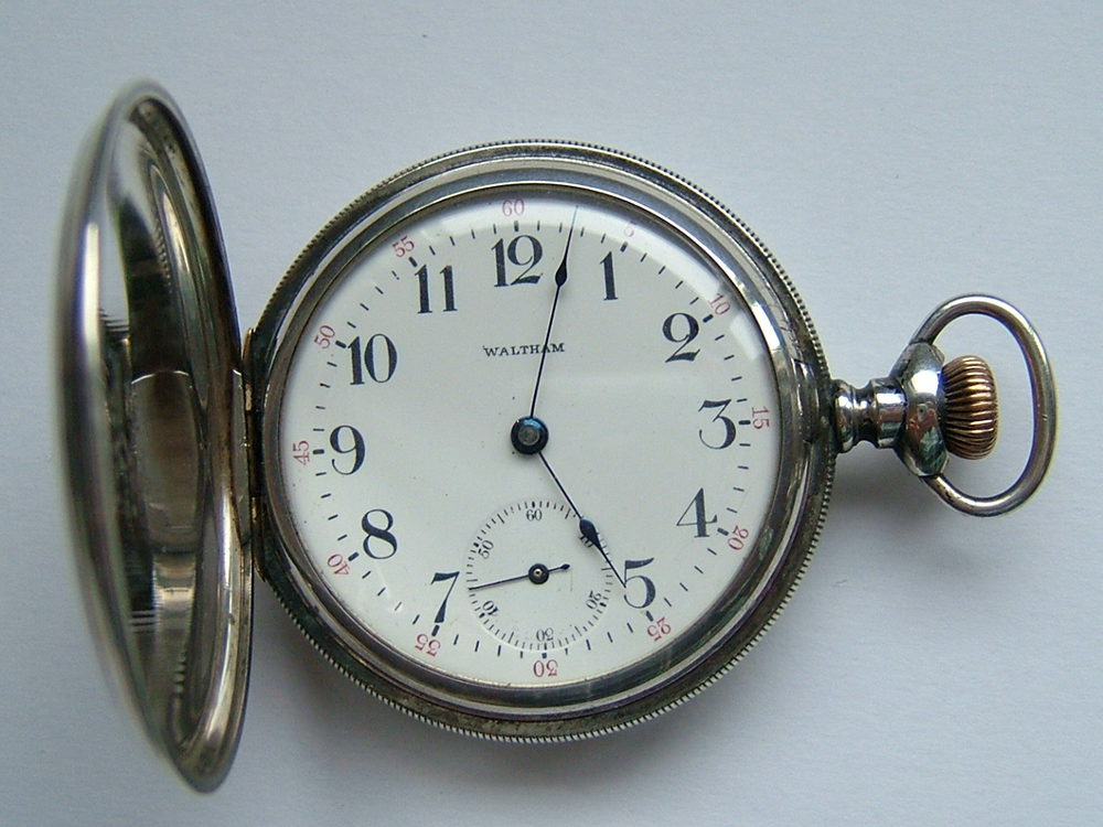 dating an antique pocket watch