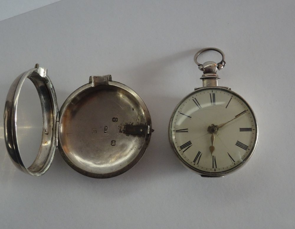 Dating verge fusee pocket watches