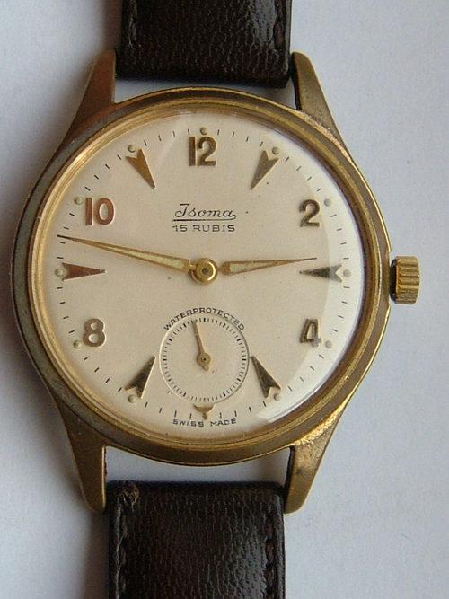 Vintage swiss wristwatch brands