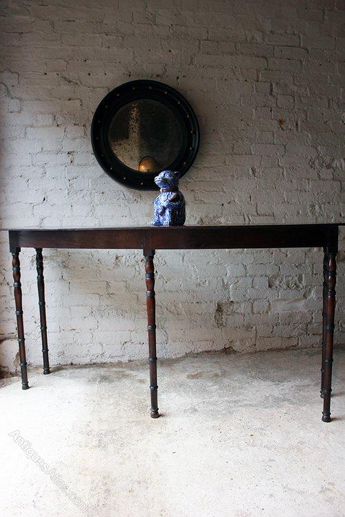 Elegant Early 19thC Irish Mahogany Serving Table  : ElegantEarly19thCIrishMahoas155a1361b 5 from www.antiques-atlas.com size 500 x 750 jpeg 79kB