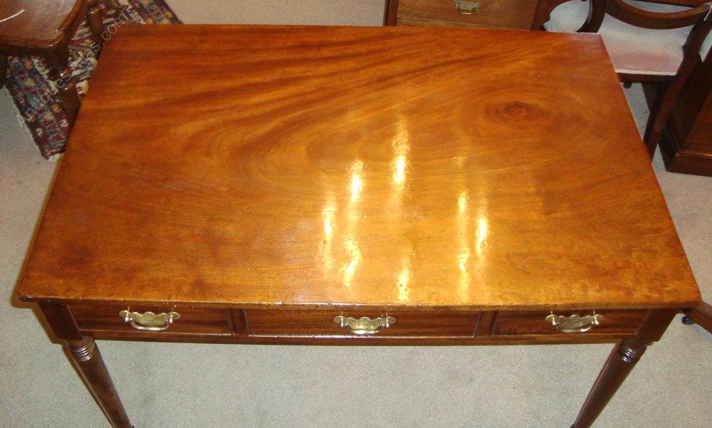 Beautiful victorian mahogany sofa table with extra for Sofa table victorian