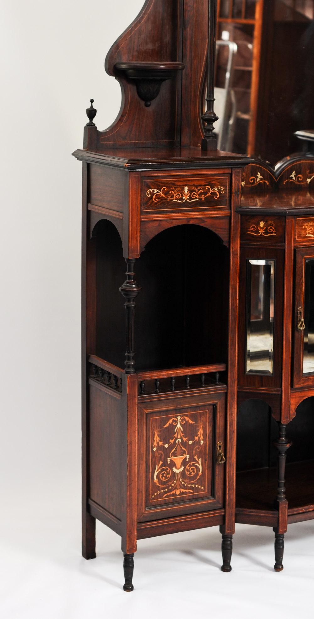 Empire Cabinet - Antiques Atlas