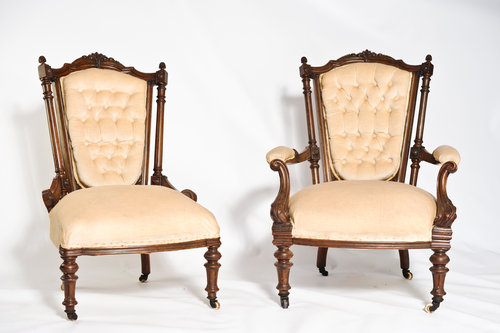 Victorian Bedroom Chairs Antiques Atlas