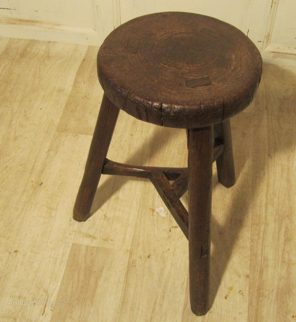 Milking Stool Antique Best 2000 Antique Decor Ideas