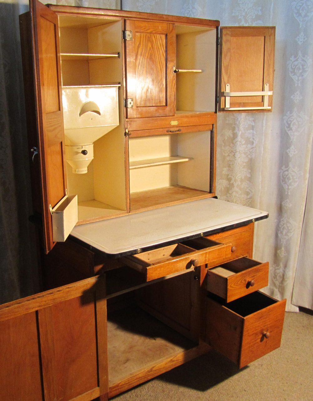 an art deco hoosier kitchen cabinet dresser antiques atlas an art deco hoosier kitchen cabinet dresser antique kitchen cupboards