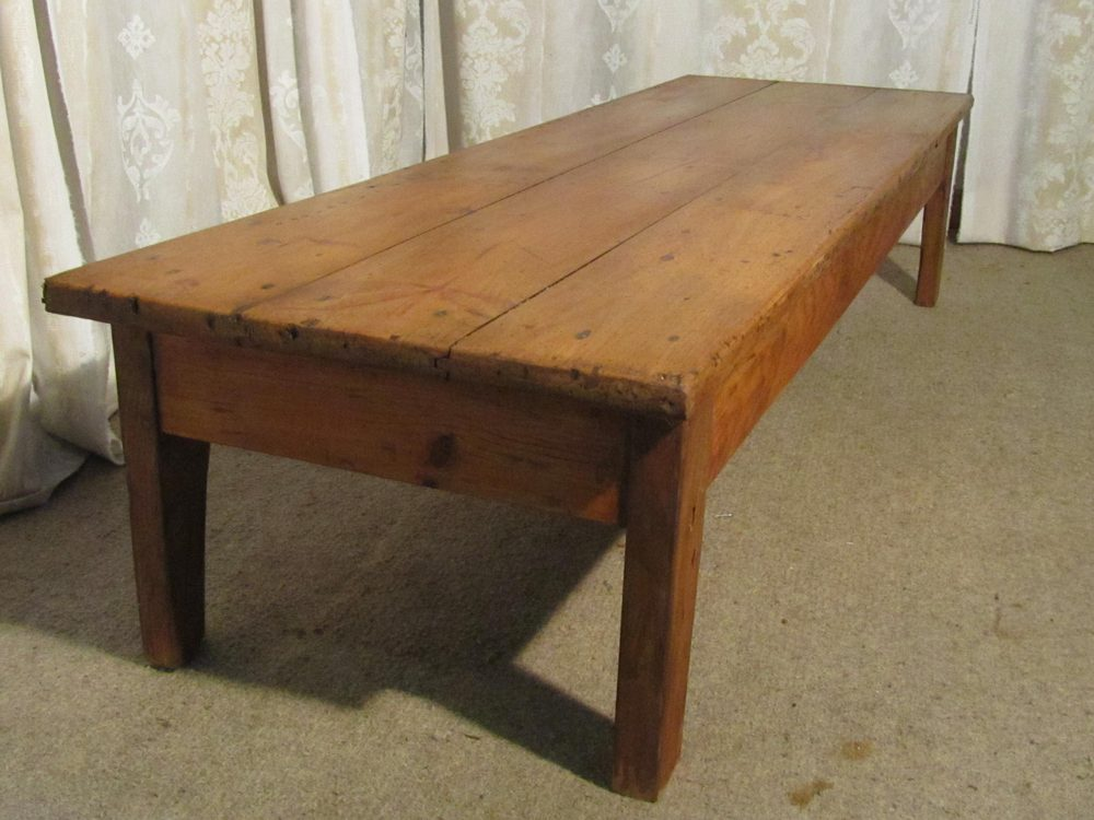 Rustic french farmhouse coffee table antiques atlas Farmhouse coffee tables