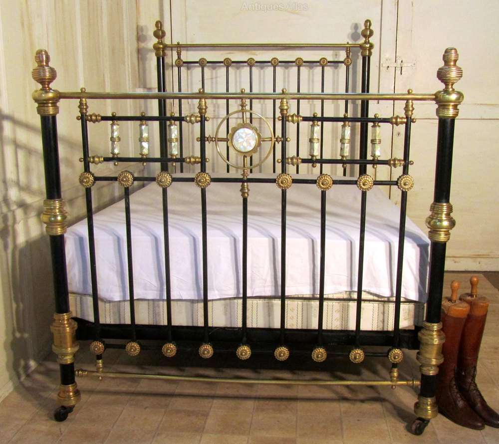 Victorian Antique Beds For Sale