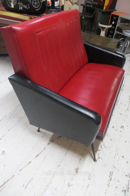 1950s Vinyl Sofa Vintage And Retro Settees Sofas
