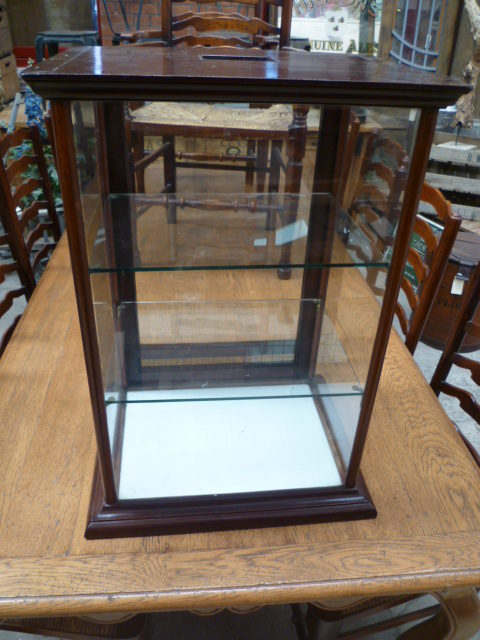 Antique Cake Shop Display Cabinet ... - ANTIQUE CAKE SHOP DISPLAY CABINET - Antiques Atlas