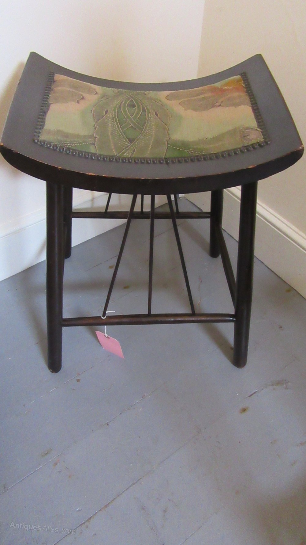 Antique Liberty Thiebes Stool - Antiques Atlas