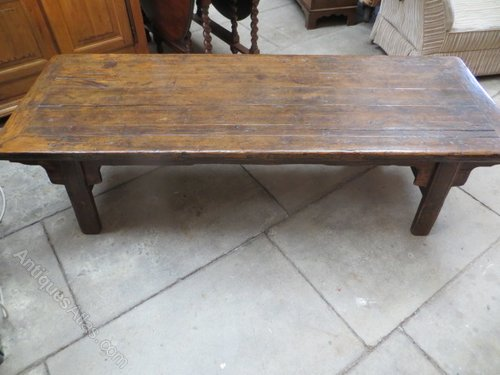 Antique Pine Coffee Table Antiques Atlas