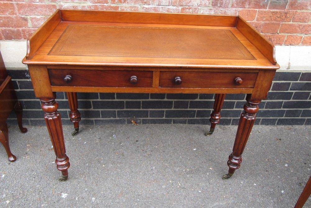 victorian writing desks