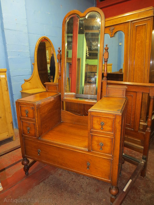 1920 S Oak Bedroom Suite Antiques Atlas