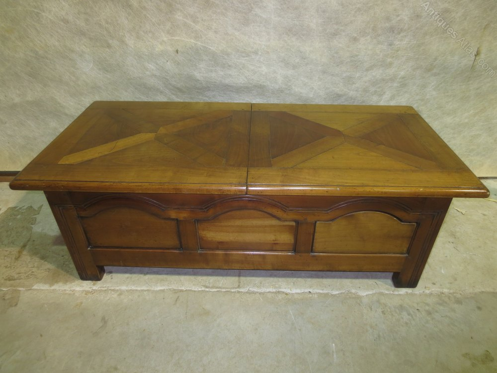 Antiques Atlas French Fruitwood Coffee Table