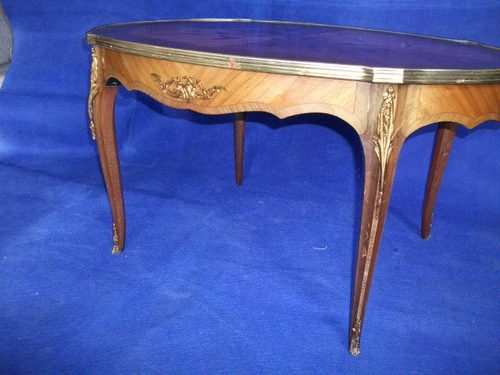 Antiques Atlas French Marquetry Coffee Table
