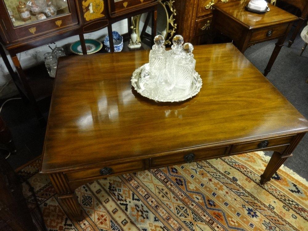 Good Mahogany Coffee Table Antiques Atlas