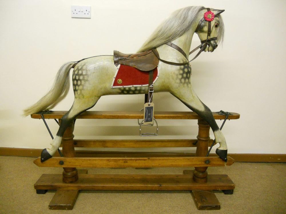 Old Fashioned Rocking Horse Uk