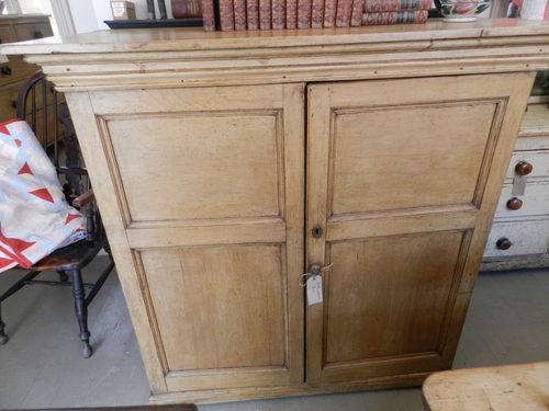 - Pine Pantry Cupboard - Antiques Atlas