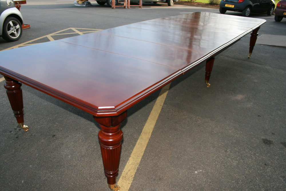 20 Seater Extending Dining Table Antiques Atlas