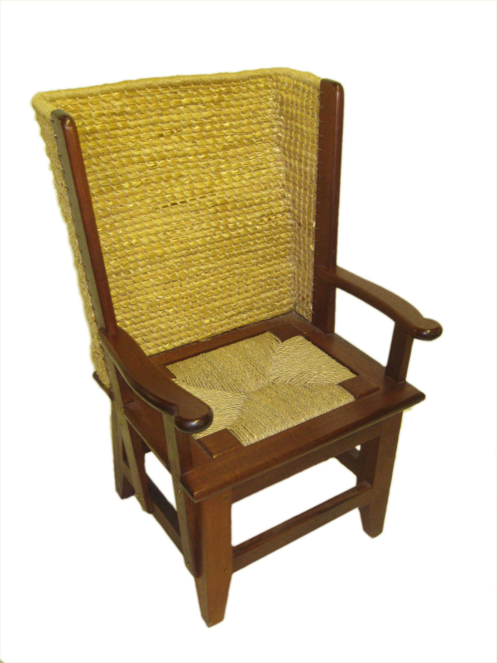 Antiques atlas child 39 s orkney chair for Child s first chair