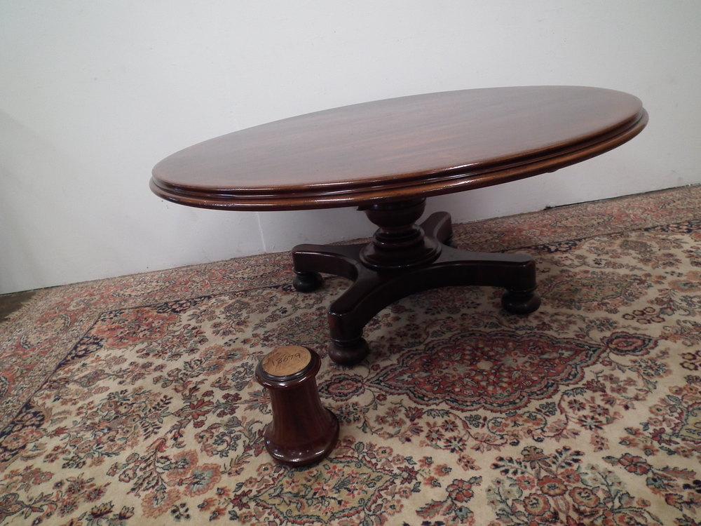 Circular Mahogany Coffee Table Antiques Atlas
