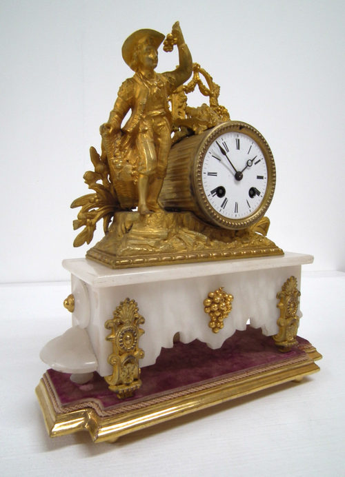 Dating antique french clocks