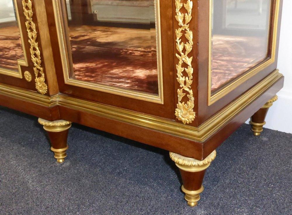 French meuble d 39 appui side cabinet antiques atlas for Meubles atlas