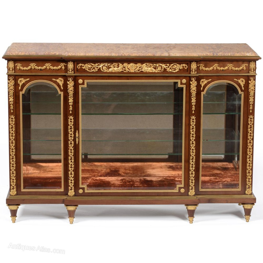 french meuble d 39 appui side cabinet antiques atlas. Black Bedroom Furniture Sets. Home Design Ideas