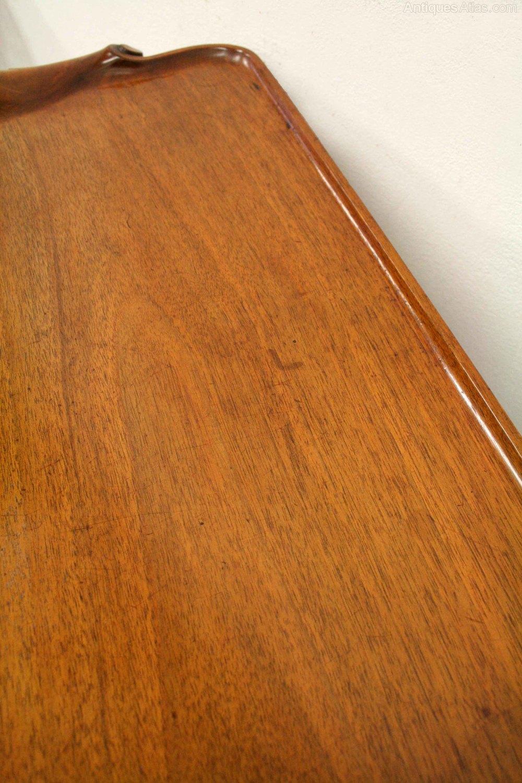 pair of whytock reid walnut etageres side tables. Black Bedroom Furniture Sets. Home Design Ideas