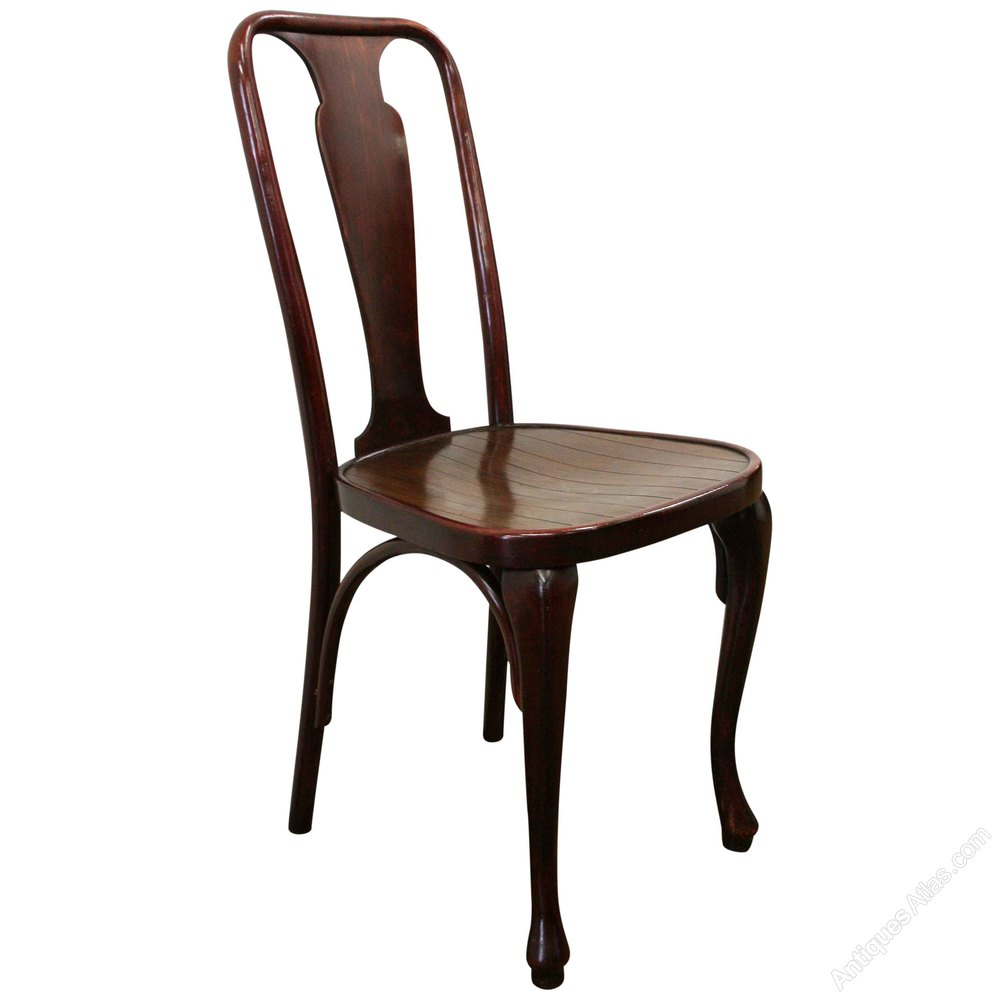 Set of 10 Thonet Bentwood Chairs Chair Sets of 10 Antique Dining Chairs ... - Set Of 10 Thonet Bentwood Chairs - Antiques Atlas