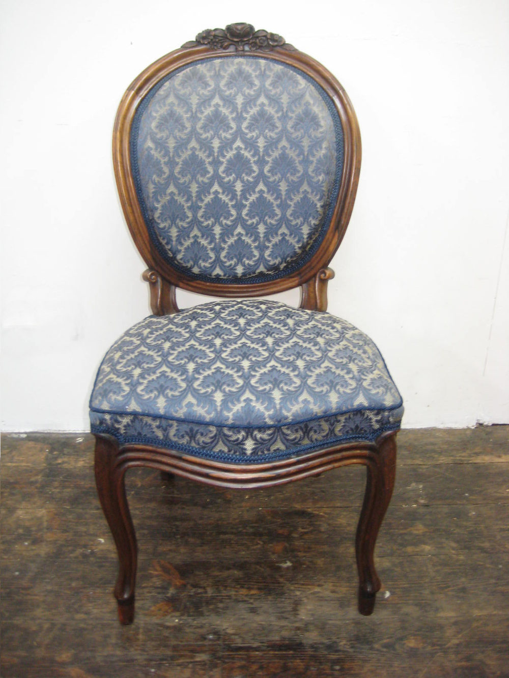 Set Of 4 French Victorian Side Chairs Antiques Atlas
