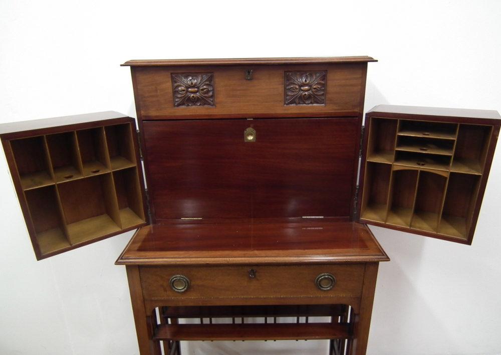 Unusual edwardian ladies writing desk antiques atlas for Unusual writing desks