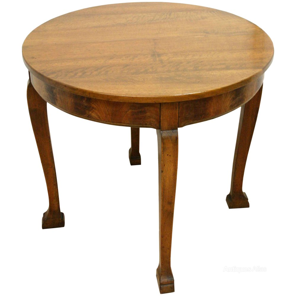 Whytock reid lorimer walnut occasional table antiques for Occasional tables