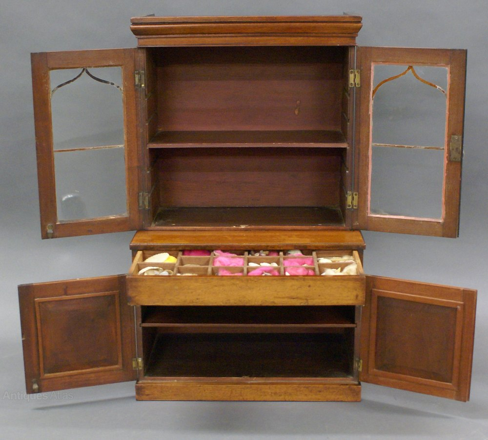 A Rare Unusual Miniature Bookcase Antiques Atlas