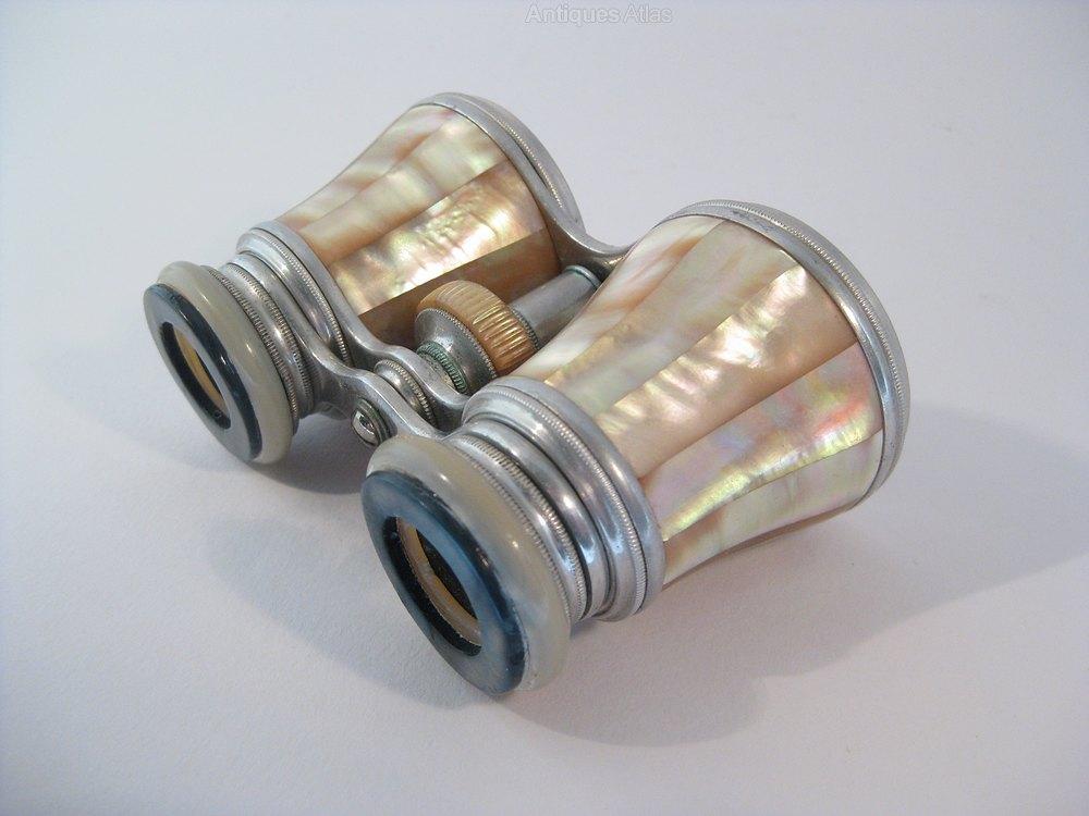 Aluminium Opera Glasses