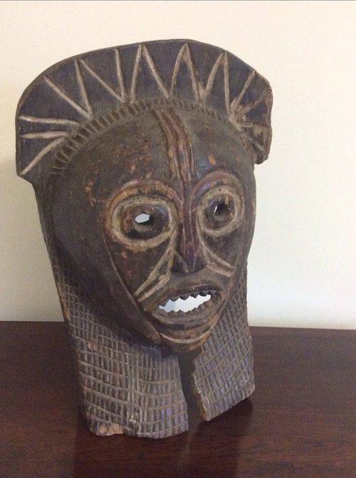 Antiques Atlas Tribal Art African Face Mask