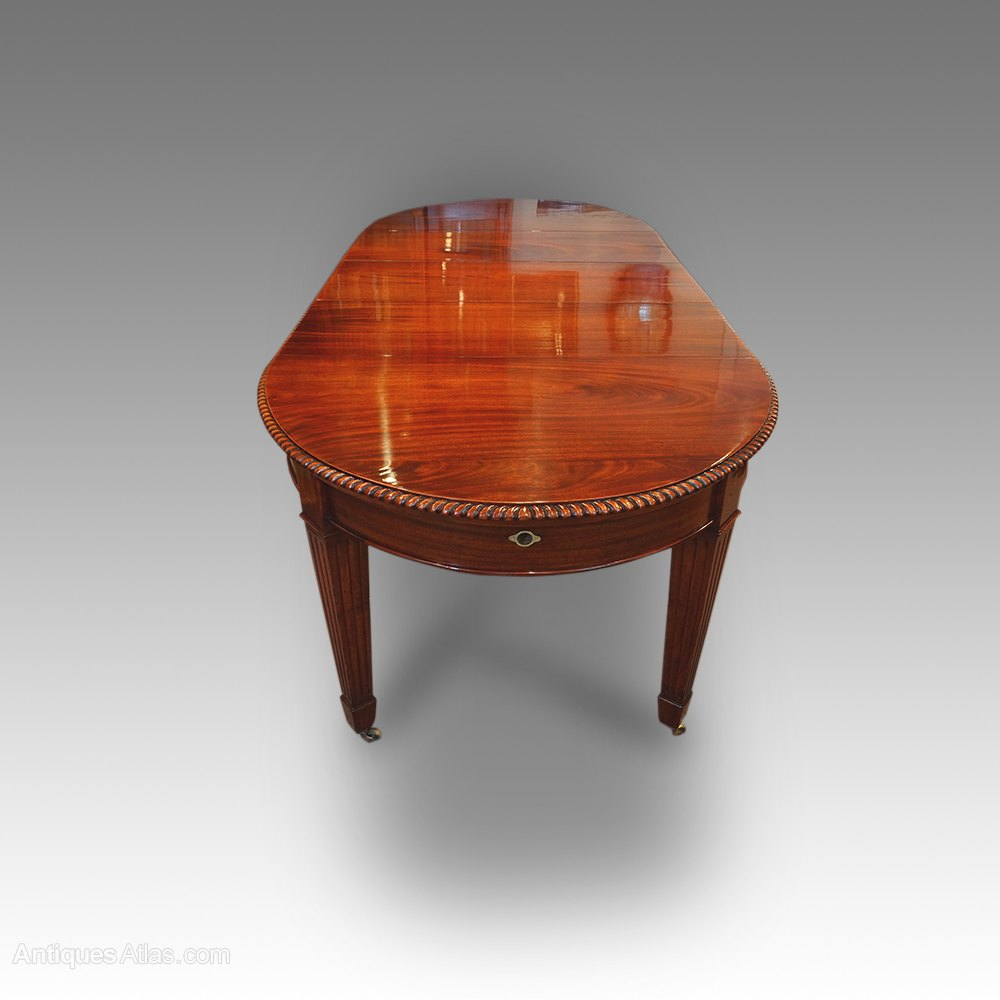 edwardian 10 seat dining table antiques atlas