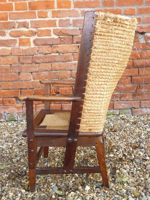 Photos. Antique Orkney Chair Circa 1890-1900 Antique Orkney Chairs ... - Antique Orkney Chair Circa 1890-1900 - Antiques Atlas