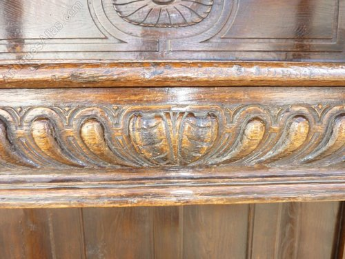 Early 17th Century James I Period Antique Oak Buffet Antiques Atlas
