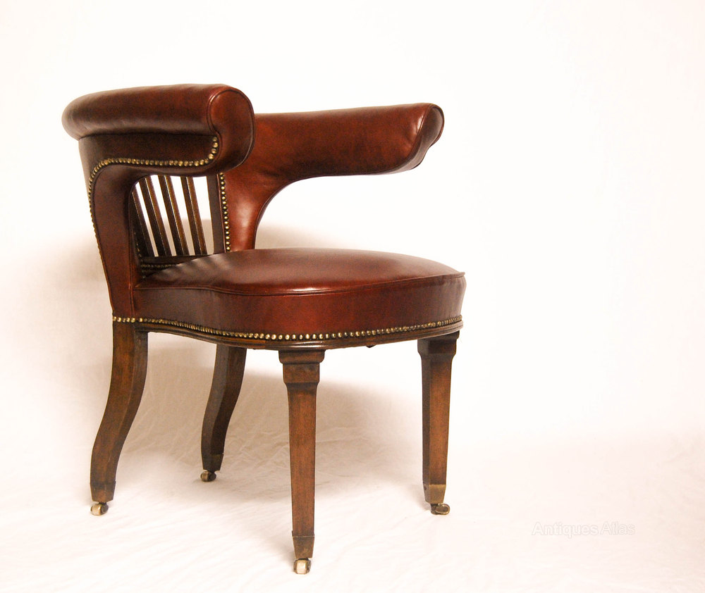 Regency Library Chair Or Cock Fighting Chair Antiques Atlas