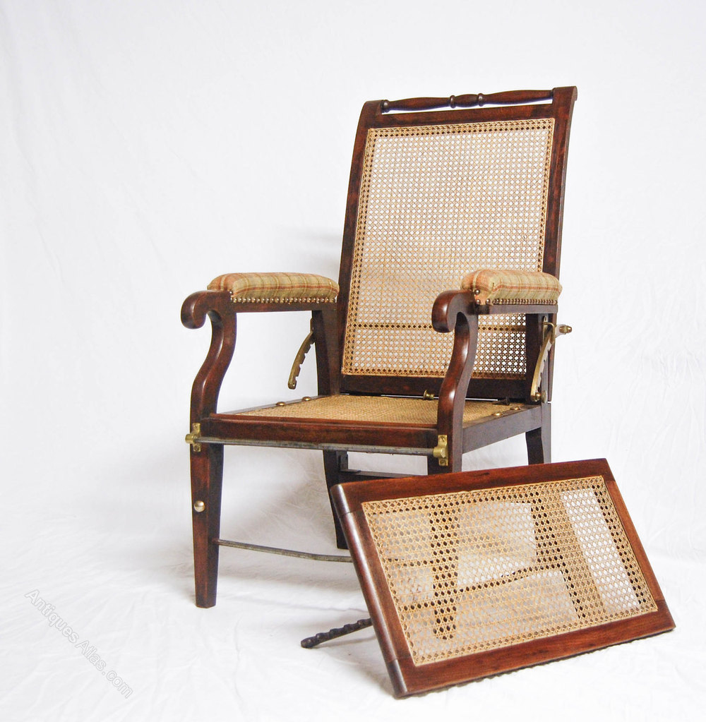 Victorian Conservatory Or Lounge Reclining Chair