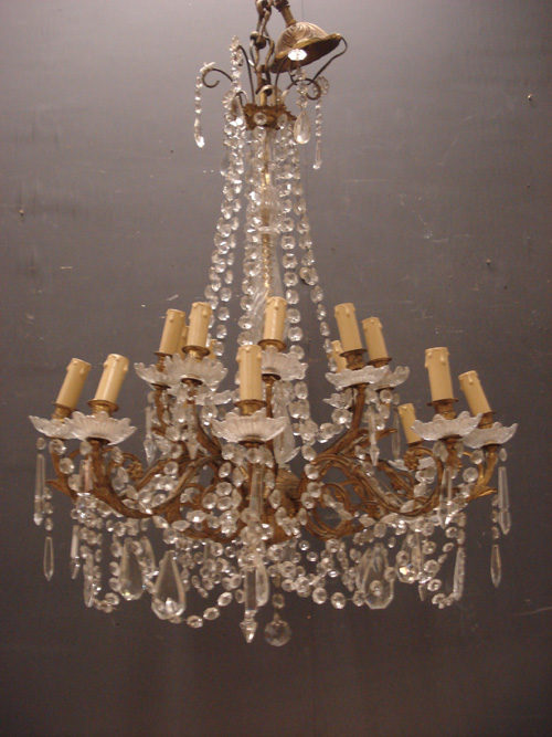 antique french chandelier vintage chandeliers uk reproductions ebay - French Antique Chandelier – Portisheadkitchens.co