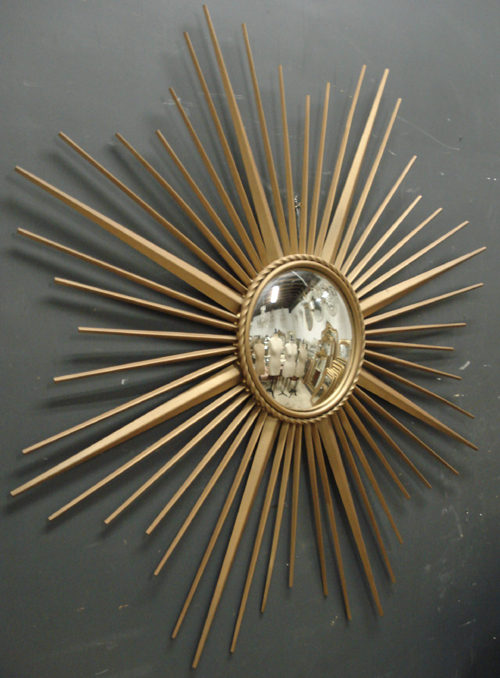 Antiques Atlas Sunburst Mirror
